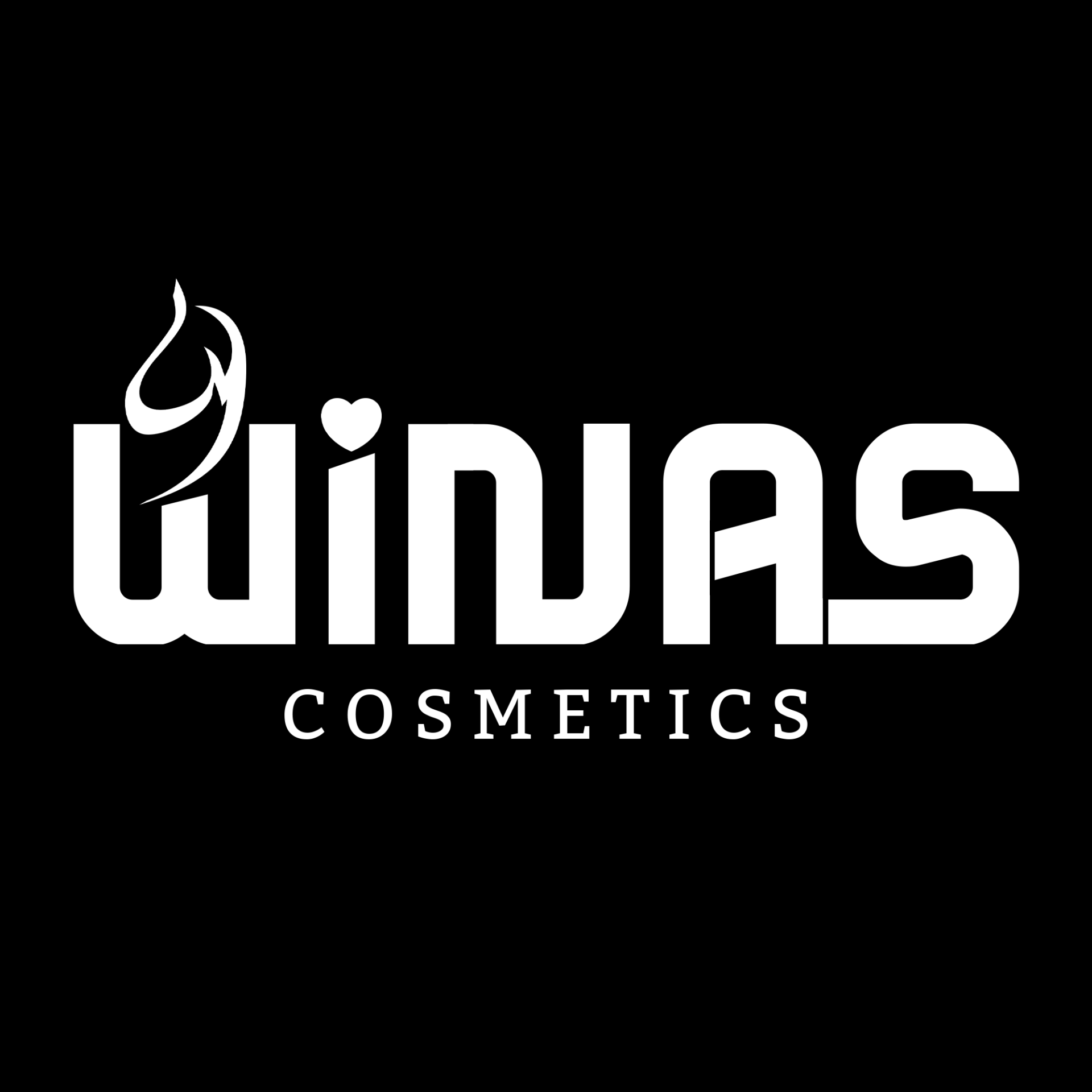 Winas Logo last version black