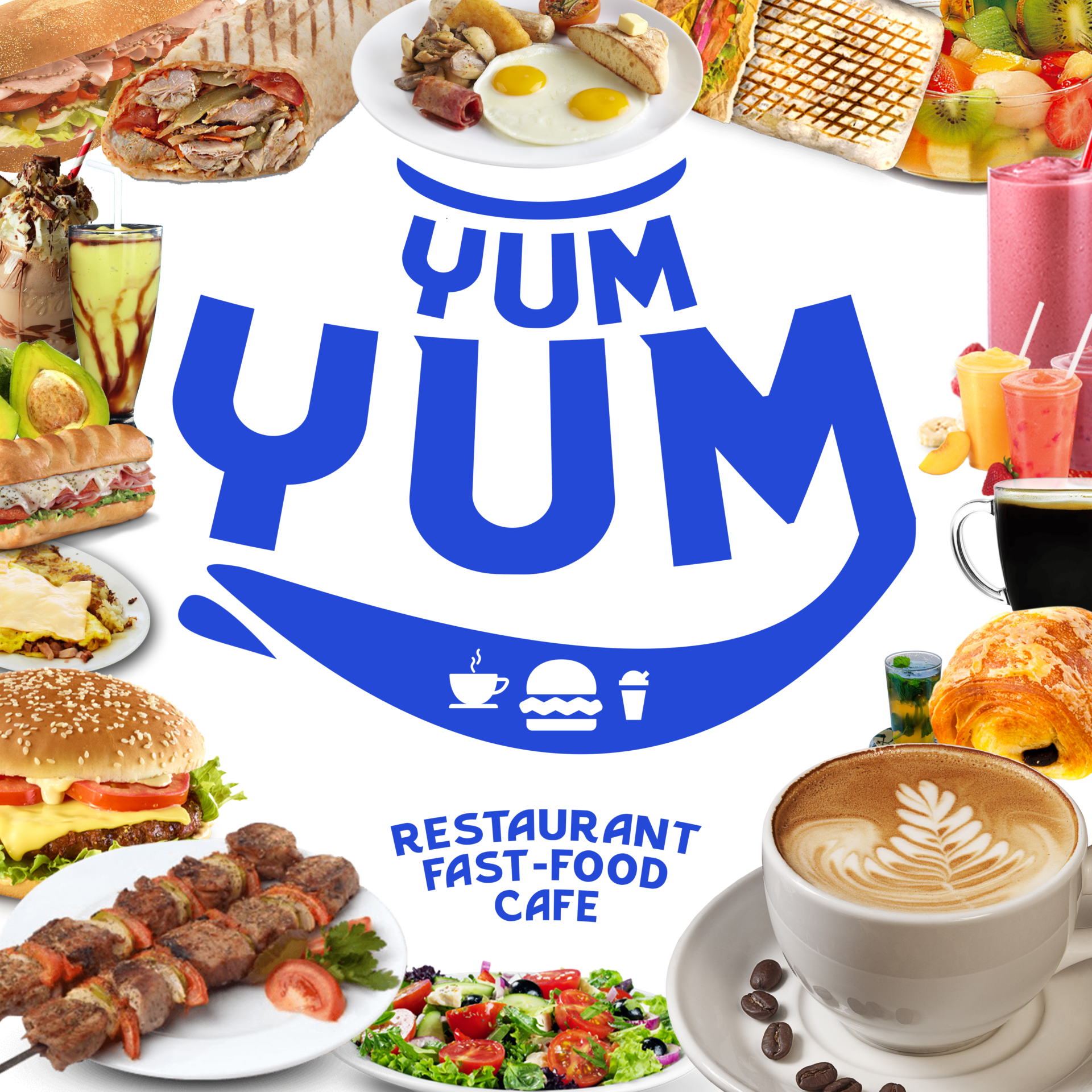 Yum Yum Logo Facebook